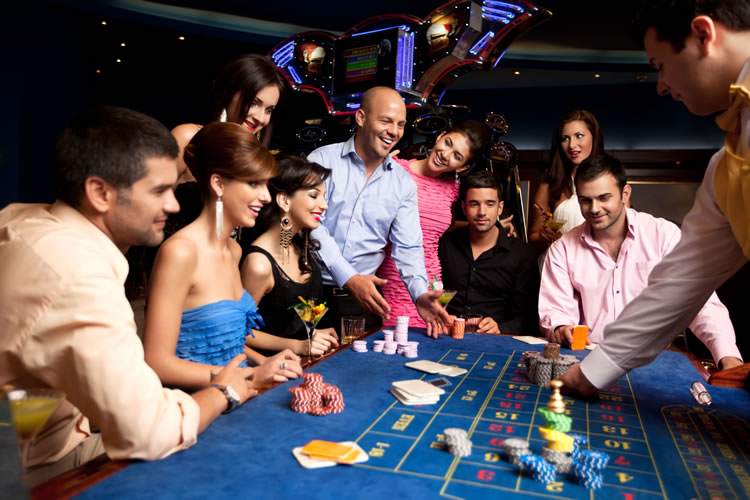 Avalon Casino Parties