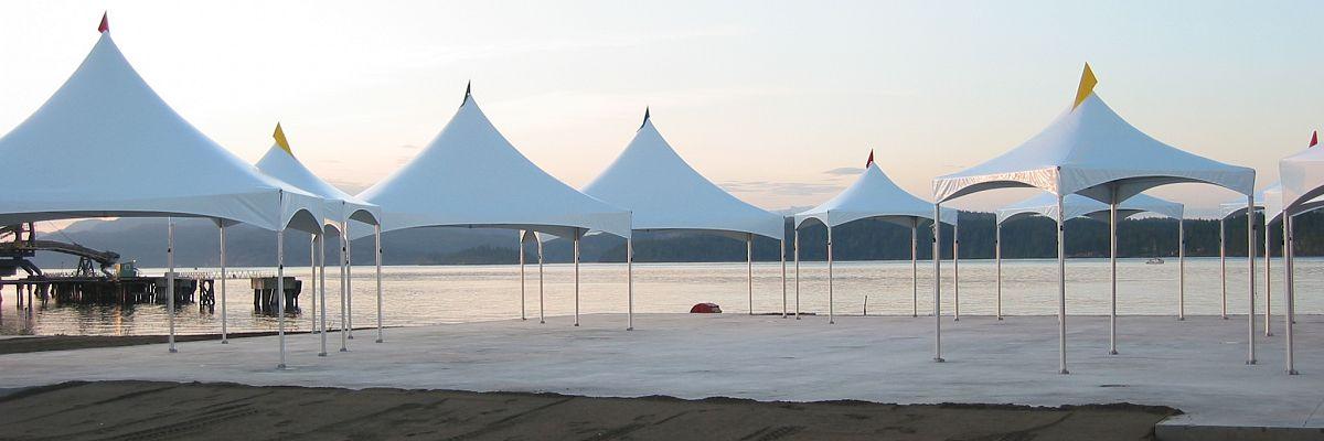 Kelowna Tent Rentals | Wedding & Marquee Tents For Rent